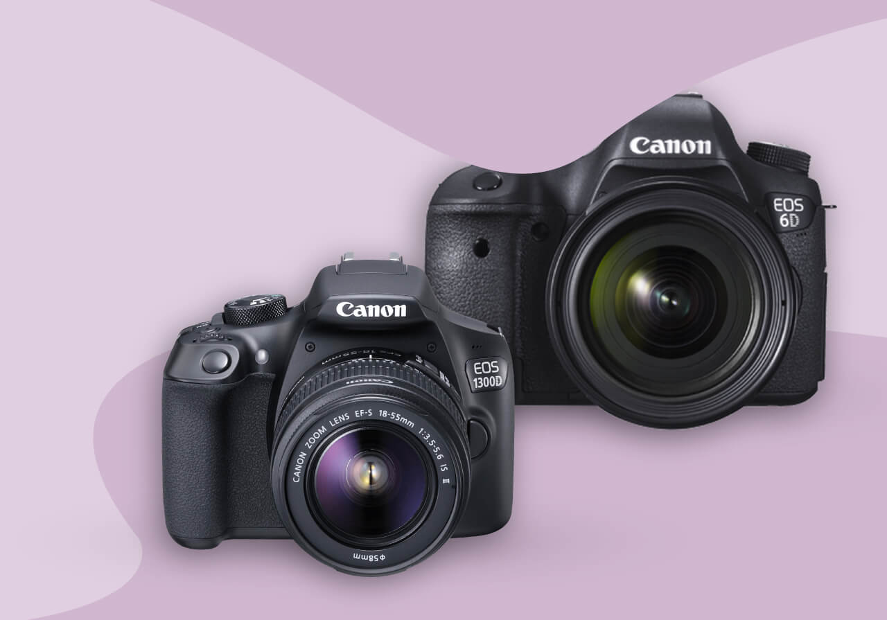 Buy From CANON On Installments