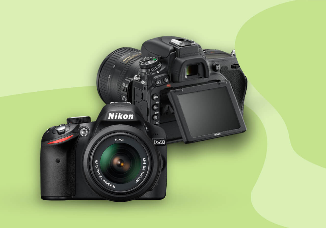 Buy From NIKON On Installments