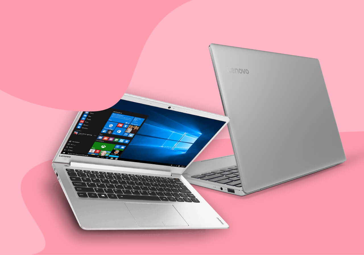 Buy From LENOVO On Installments