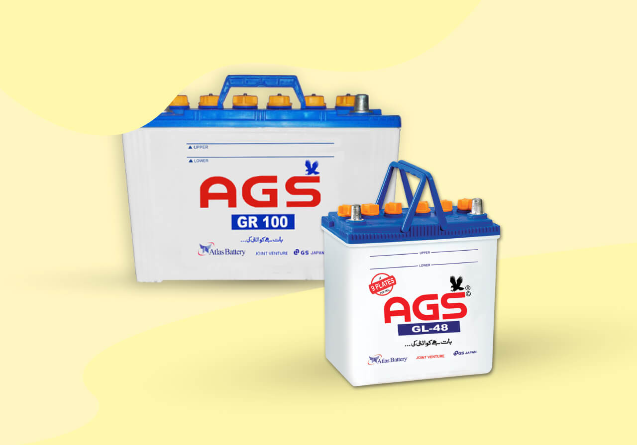 Buy From AGS On Installments