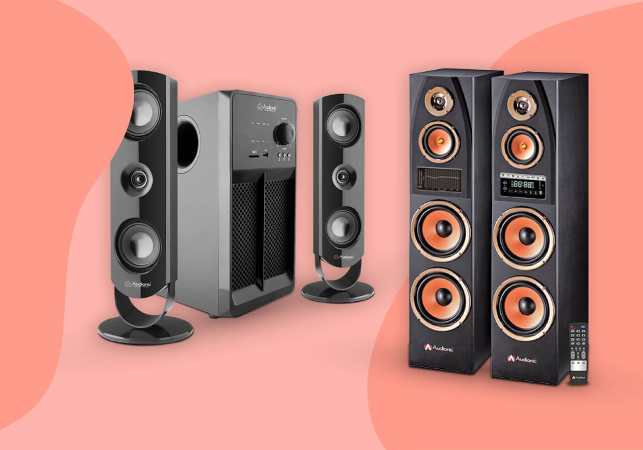 Buy Products From AUDIONIC On Installments