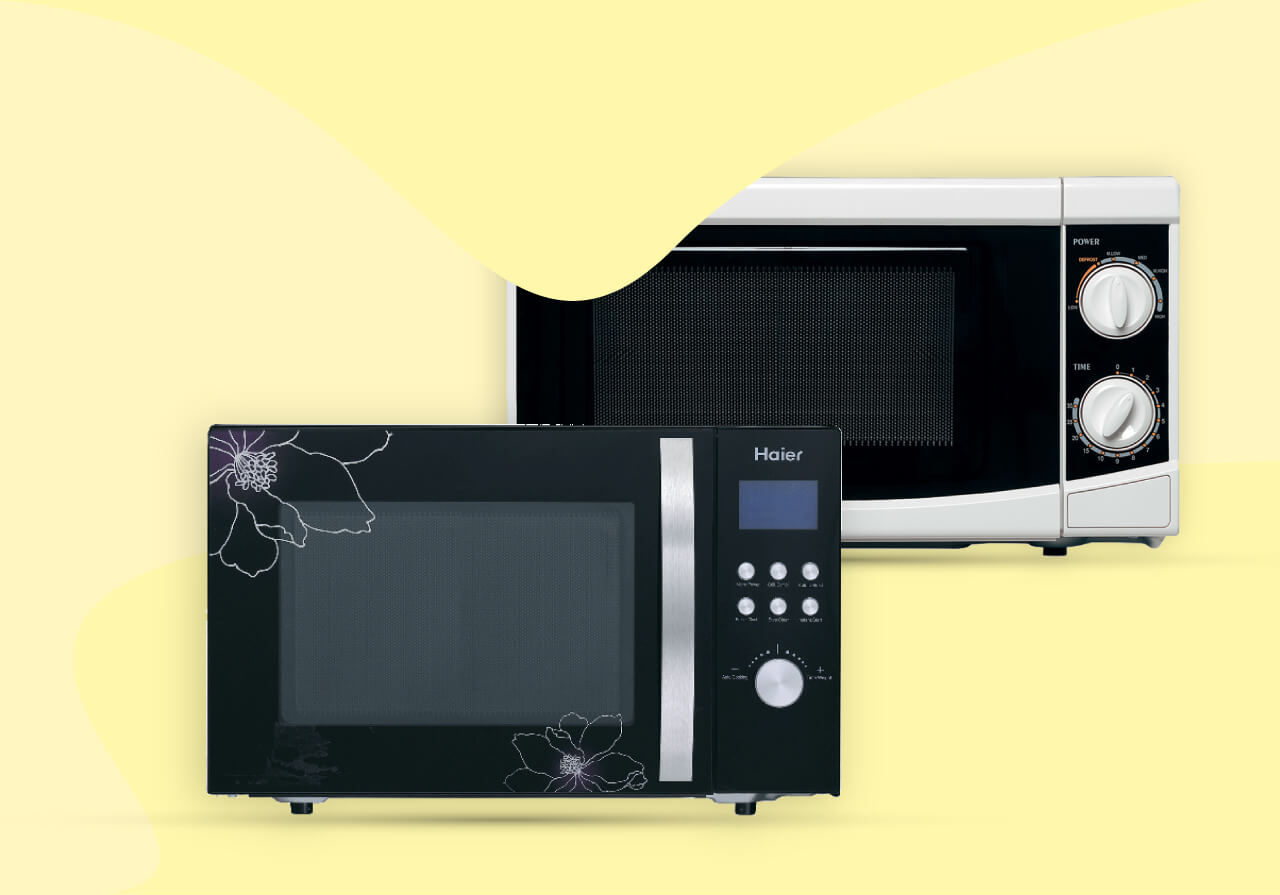 Buy Products From HAIER On Installments