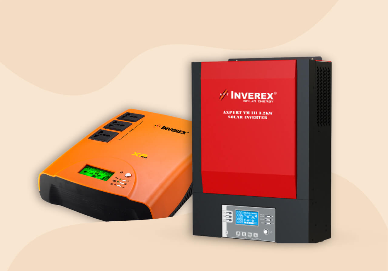 Buy From INVEREX On Installments