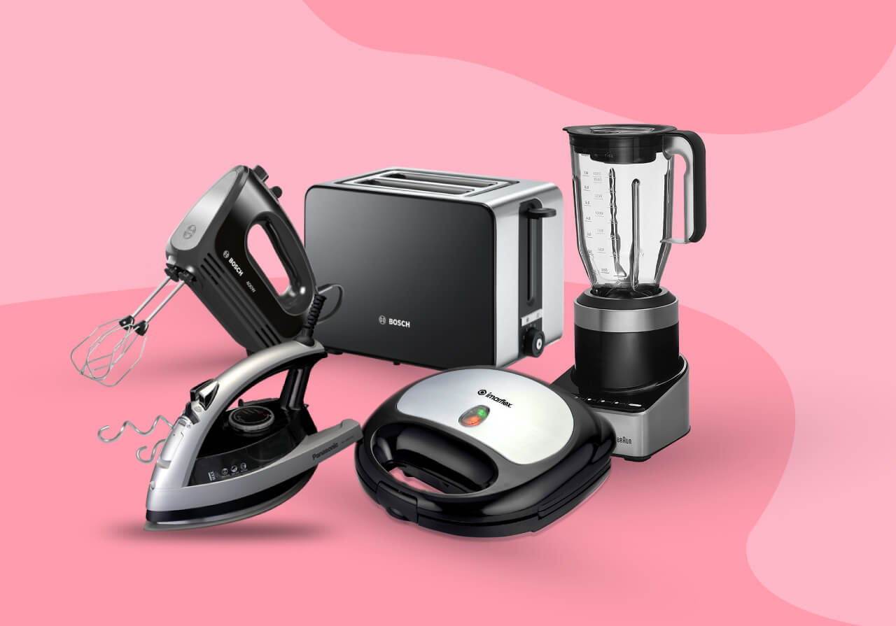 Buy Small Home Appliances On Easy Installments