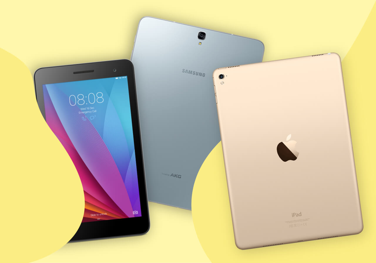 Buy iPads & Tablets  On Easy Installments