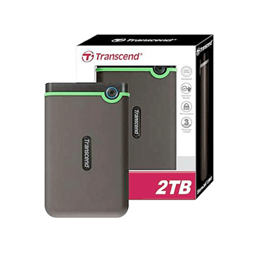 Buy Transcend Storejet 2TB On Installments