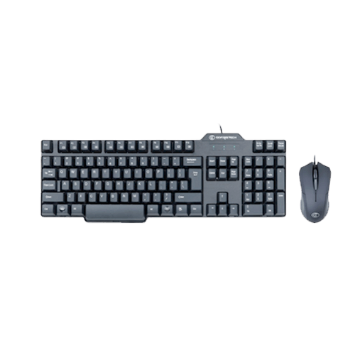 Buy Gofreetech GFT S003 Keyboard and Mouse Wired On Installments