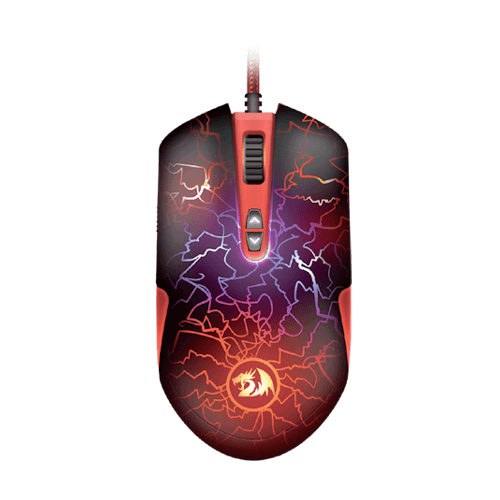 Buy Redragon M701 Lavawolf Gaming Mouse On Installments