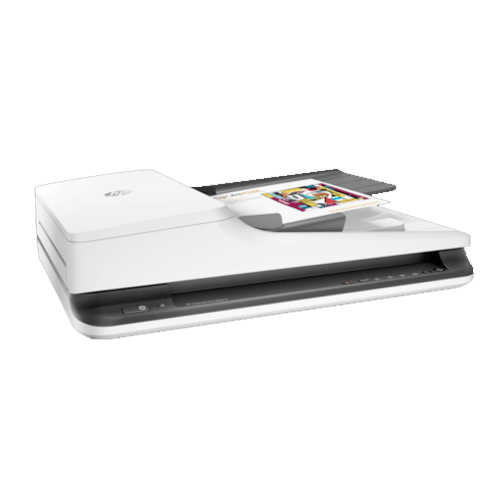 Buy HP Scanjet Pro 3500 f1 Flatbed Scanner On Installments