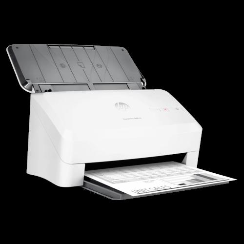 Buy HP Scanjet Pro 3000 Sheet feed Scanner On Installments
