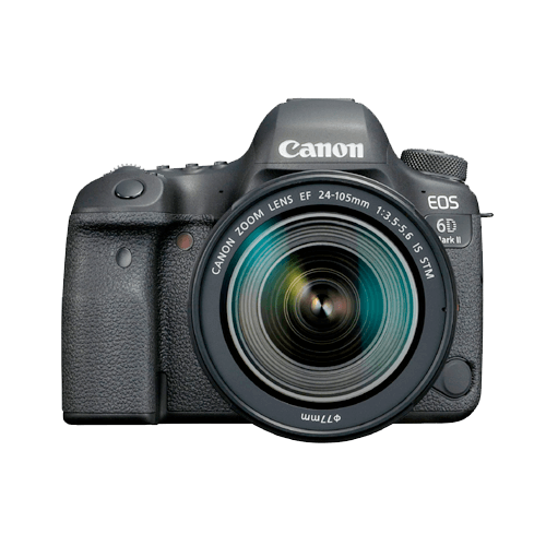 Buy Canon 6D Mark II - Body Only On Installments