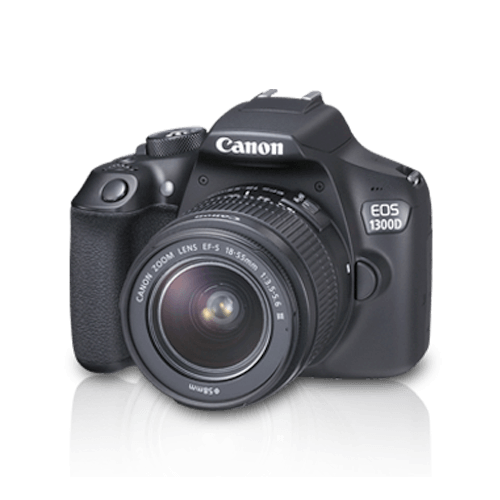 Buy Canon EOS 1300D Kit (EF S18-55 IS iii) On Installments