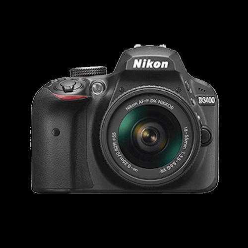 Buy Nikon D3400 DSLR Camera  On Installments