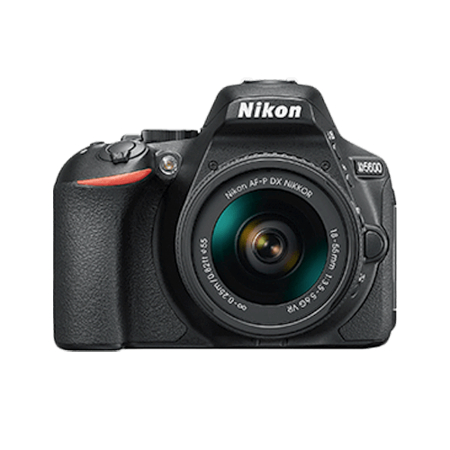 Buy Nikon D5600 DSLR Camera   On Installments