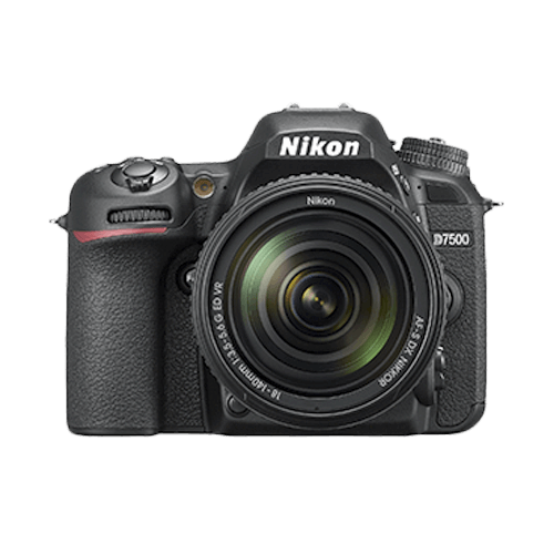 Buy Nikon D7500 DSLR Camera On Installments