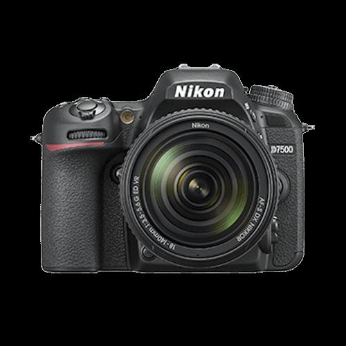 Buy Nikon D7500 DSLR Camera On Installments