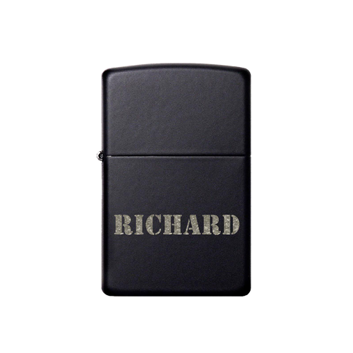 Buy Name Engraved Personalized Lighter On Installments