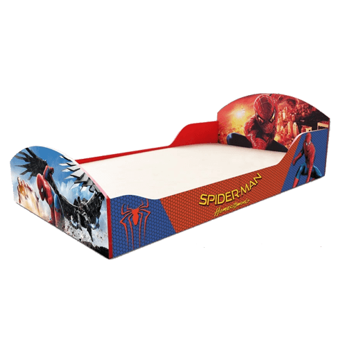 Buy Spider-Man Cartoon Character Bed On Installments
