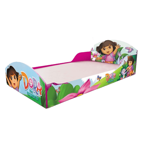 Buy Dora Cartoon Character Bed On Installments