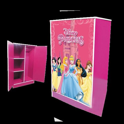 Buy Disnes Princess Cartoon Character Wardrobe On Installments