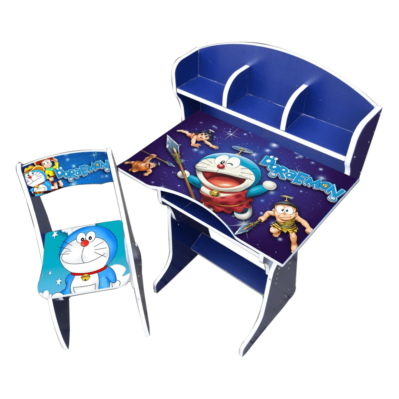 Buy Doremon Cartoon Character Kids Study Table On Installments