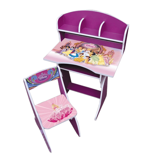 Buy Cartoon Character Kids Study Table On Installments