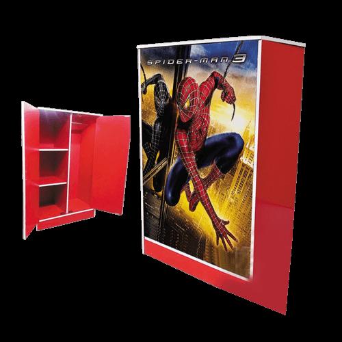 Buy Spider-Man Cartoon Character Wardrobe On Installments