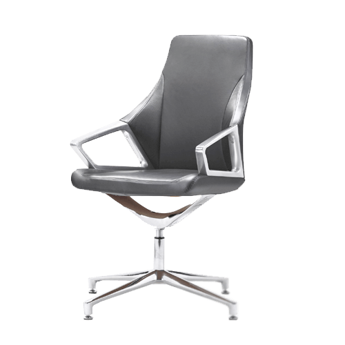 Buy Falcon Visitor Chair (OF-101VBK-42355) On Installments