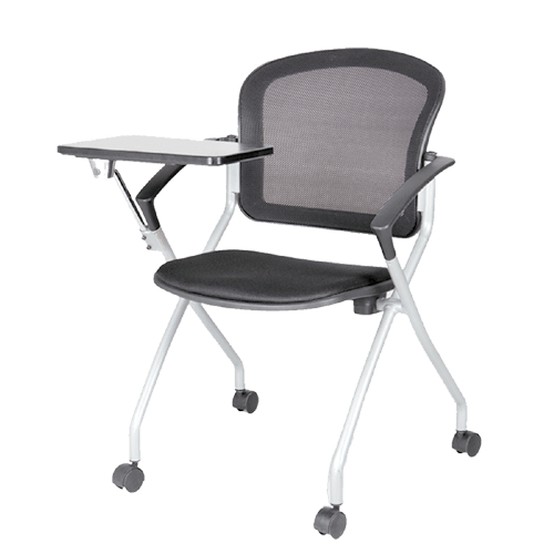 Buy Tablet Arm Folding Chair (OF-97HT-3159-5-22137) On Installments