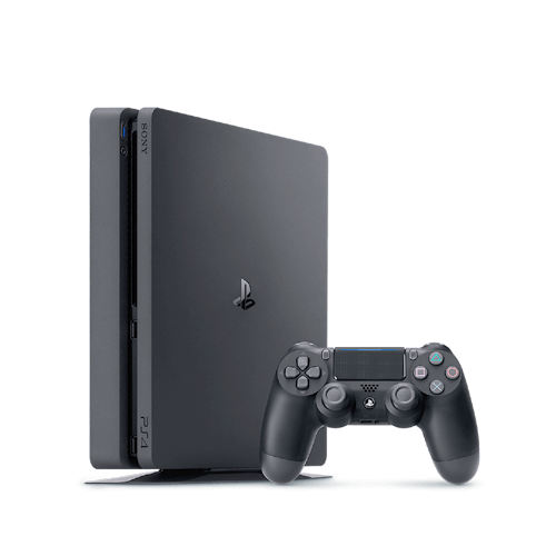 Buy Sony PlayStation 4 Slim 1TB Region 2 PAL Black On Installments
