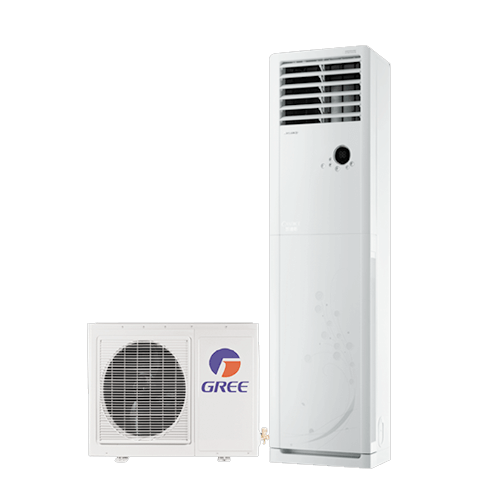 Buy GREE 4.0 Ton Heat and Cool Cabinet Air Conditioner GF-48CDH On Installments