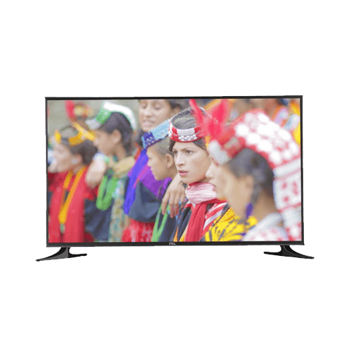 Buy PEL 55 inches Coloron LED SMART 4K TV  On Installments
