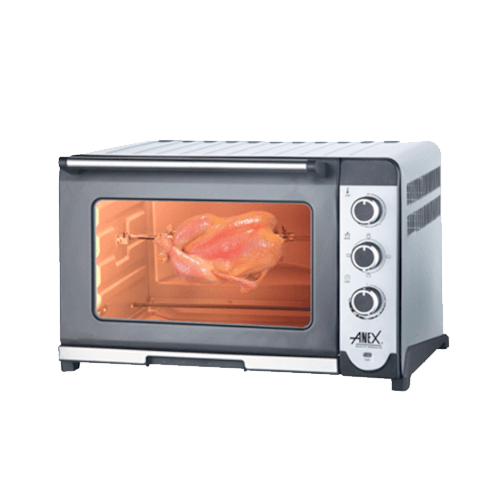 Buy Anex Oven Toaster 40L 8 71 On Installments