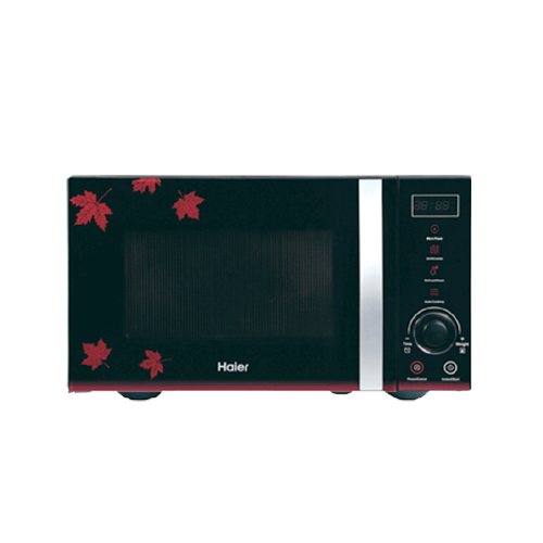 Buy Haier HGN-25PG42B Microwave Oven On Installments