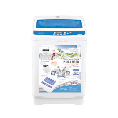 Buy Boss KE-AWM-9200 Fully Automatic Washing Machine  On Installments