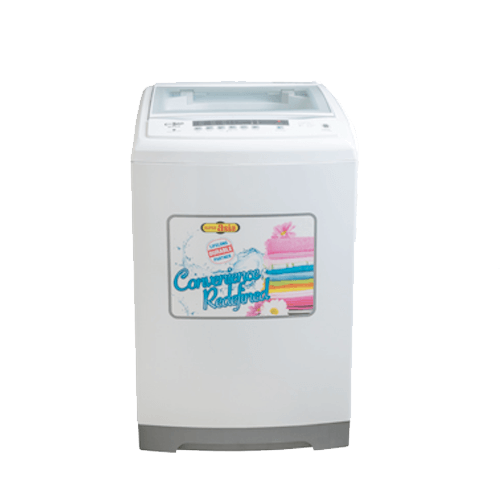 Buy Super Asia (SA-6081-W) Fully Automatic Washing Machine On Installments