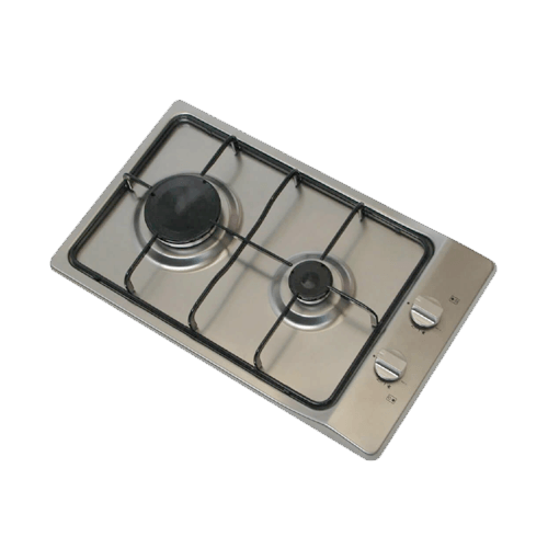 Buy Gas Hob 30cm Appliance (KP-A-HB-2B30-ZP-22098) On Installments