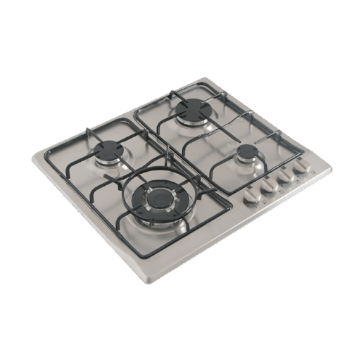 Buy Gas Hob 60cm HJ40RSMSP0XS (KP-A-HB-4B60E-ZP-22099) On Installments