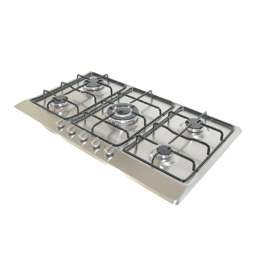 Buy Gas Hob 70cm (Enamelled) (KP-A-HB-5B70E-ZP-22100) On Installments