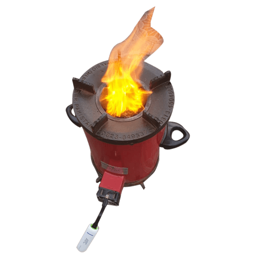 Buy Domestic Gasifier Stove 4G On Installments