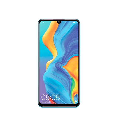 Buy Huawei P30 Lite 4GB RAM 128GB ROM  On Installments