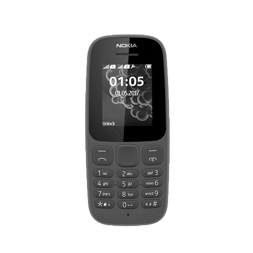 Buy Nokia 105 4MB RAM 4MB ROM   On Installments