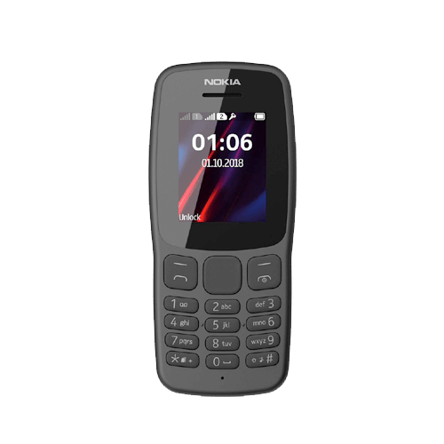 Buy Nokia 106 2018 4MB RAM 4MB ROM On Installments