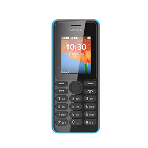 Buy Nokia 108 4MB RAM On Installments