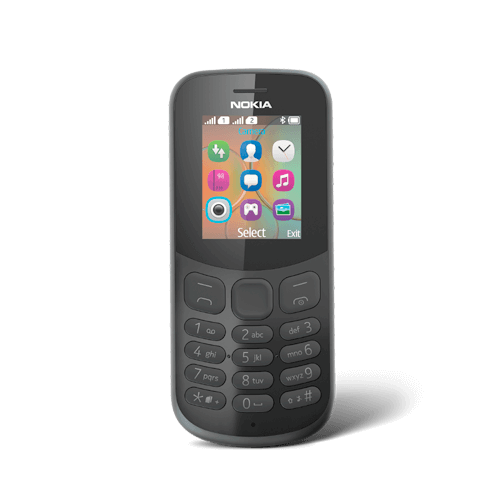 Buy Nokia 130 (2017) 4MB RAM 8MB ROM On Installments