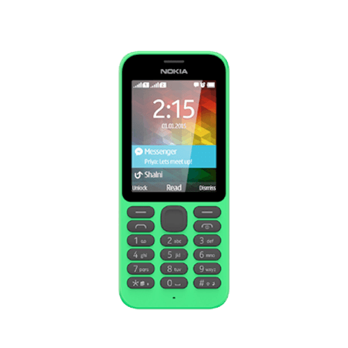 Buy Nokia 215  On Installments