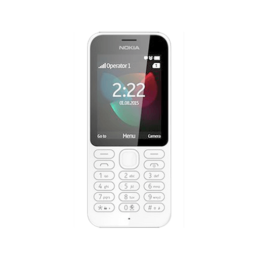 Buy Nokia 222  On Installments