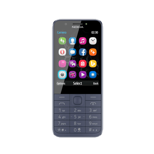 Buy Nokia 230 16MB RAM  On Installments