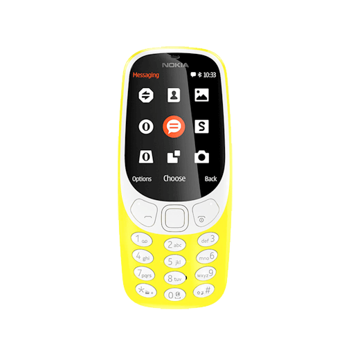 Buy Nokia 3310 16MB RAM  On Installments