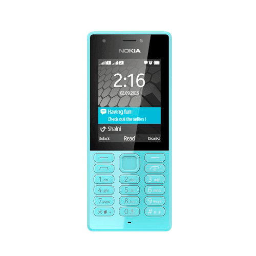 Buy Nokia 216 16MB RAM On Installments